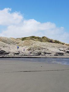 Himatangi Beach.